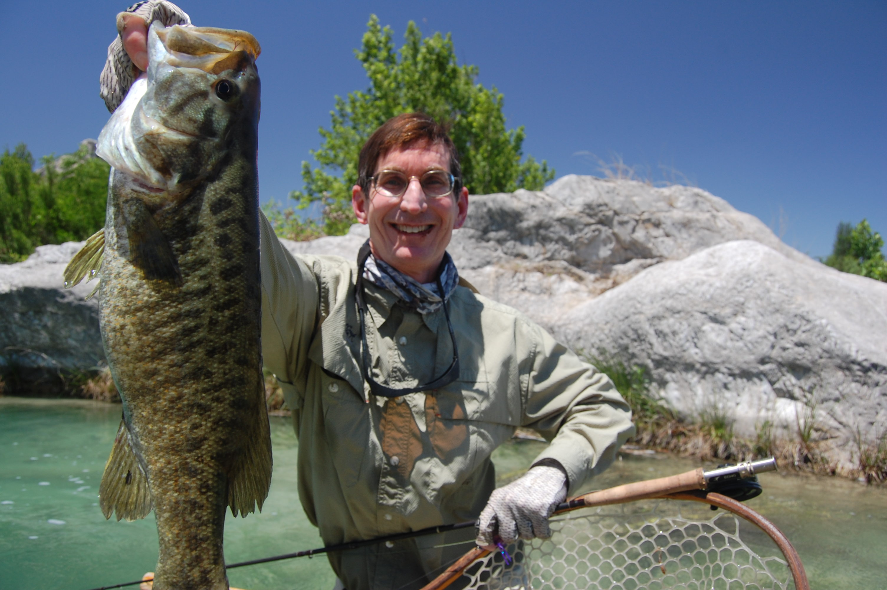 Texas Fly Fishing Guide