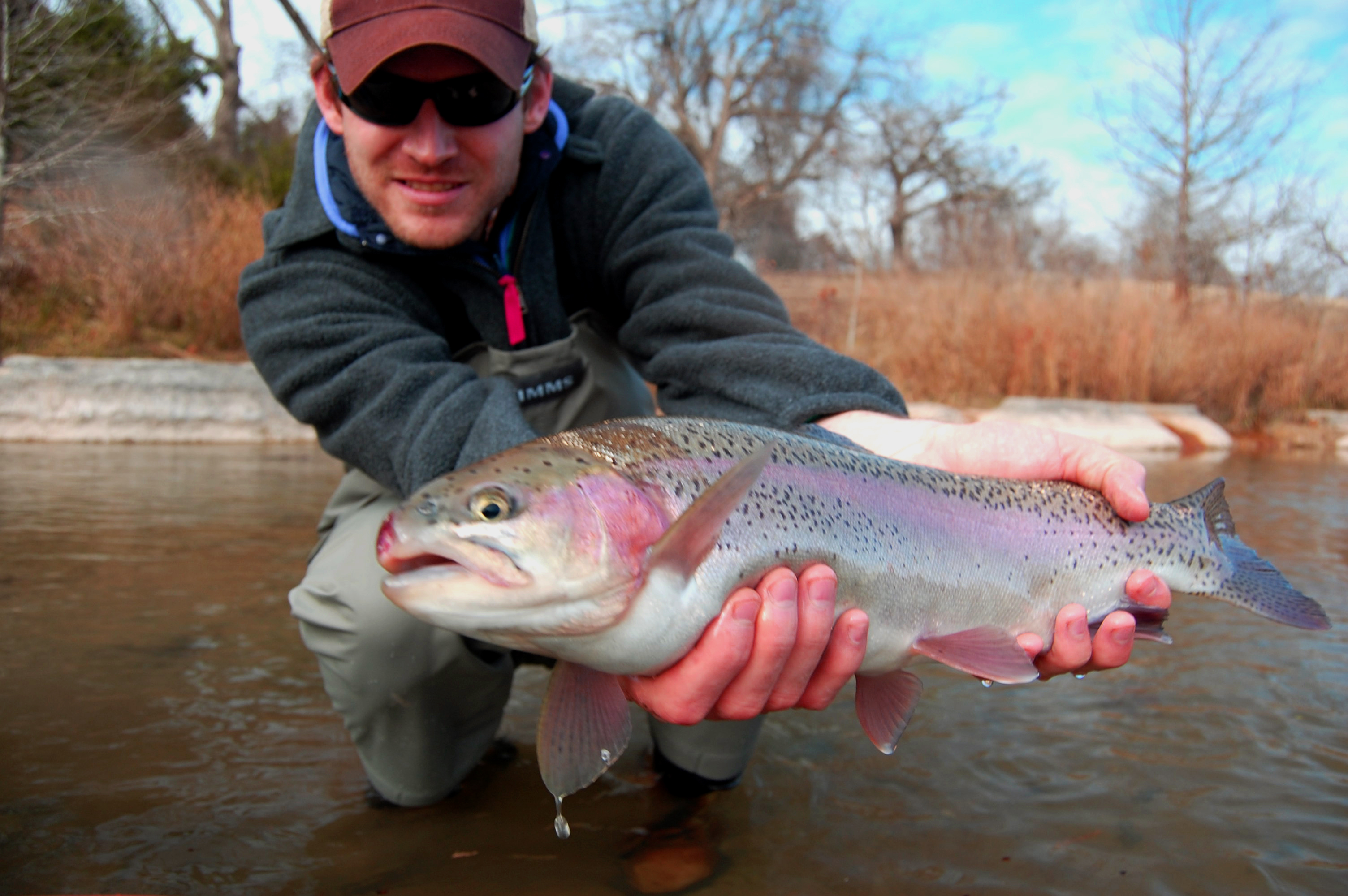 Fly Fishing Austin and San Antonio Texas
