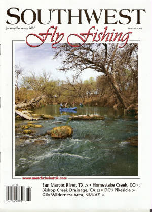 Fly Fishing Austin and San Antonio Texas Hill Country